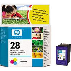 CARTUCHO HP COLOR 3320/3325/3420/3425/3550/3745/3845 8ML Nº28