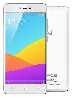 WEIMEI MOBILE FORCE PROCES. QUAD CORE 1.3GHZ., 4G, 3GB- 16GB, PANTALLA 5.0 BLANCO