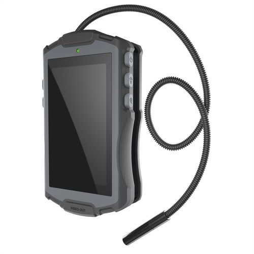VALUE Portable Digital Inspection Camera with LCD Display, 0.8m wire