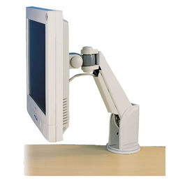 BRAZO MONITOR LCD/TFT SUJECCION MESA/PARED, 4, PUNTOS D/PIVOTE, VESA 75/100, 8 KG, LONG. 250 MM VALUE